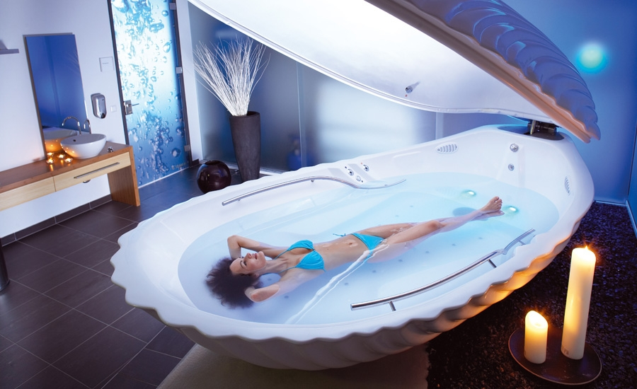 Neues aus dem Medical Wellness Bereich - Floating